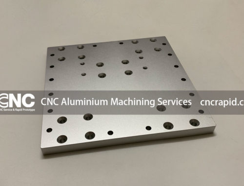 CNC Aluminium Machining Services