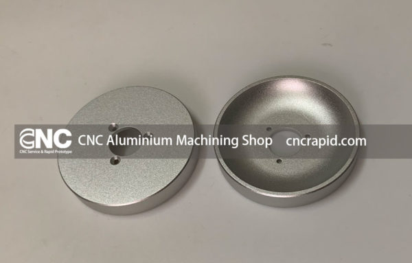CNC Aluminium Machining Shop