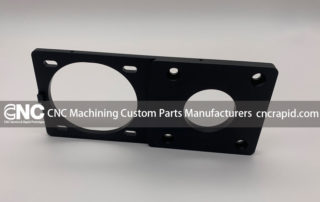 CNC Machining Custom Parts Manufacturers