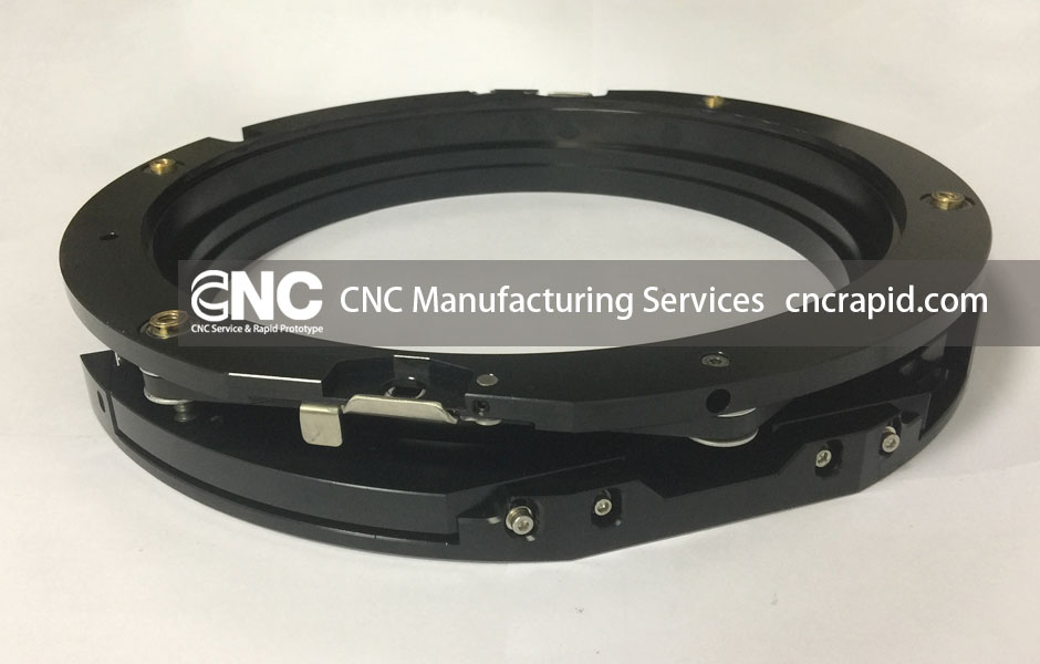 CNC Manufacturing Services