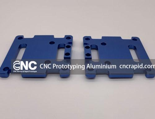 CNC Prototyping Aluminium
