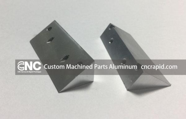 Custom Machined Parts Aluminum