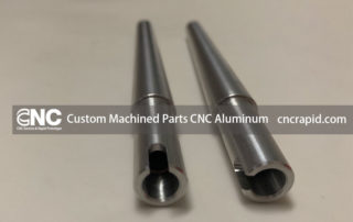 Custom Machined Parts CNC Aluminum