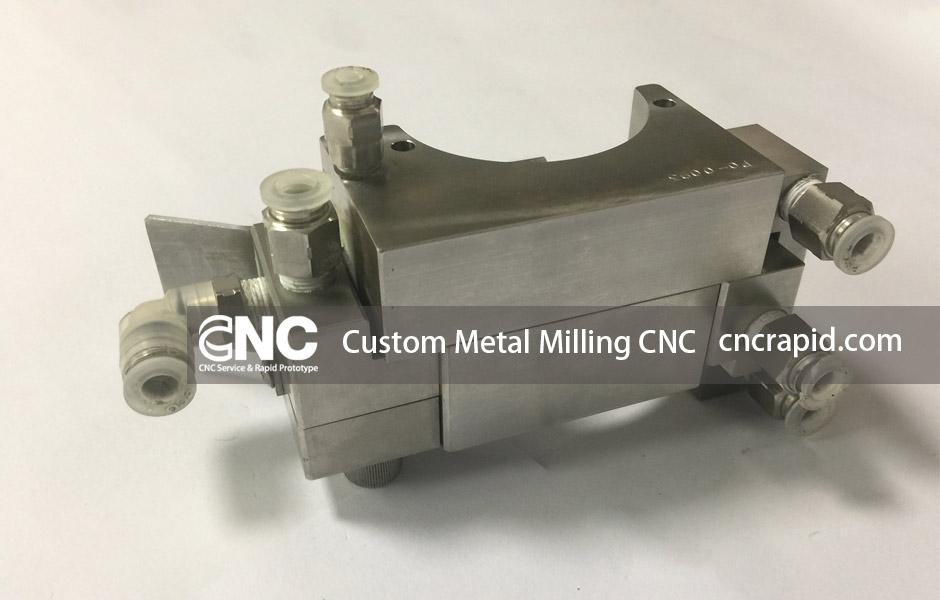 Custom Metal Milling CNC