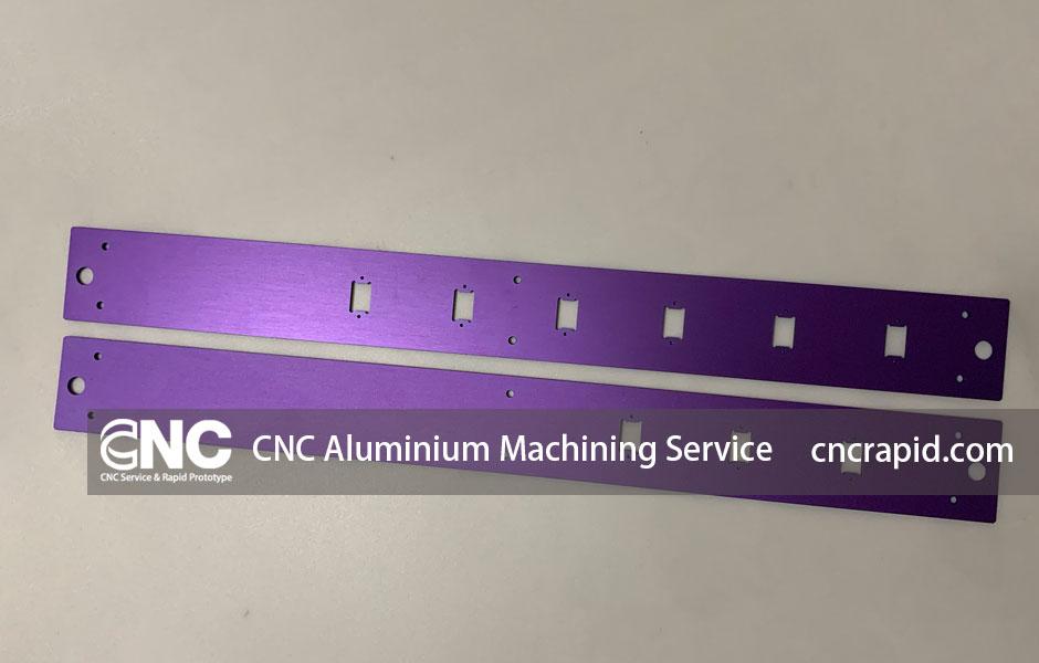 CNC Aluminium Machining Service