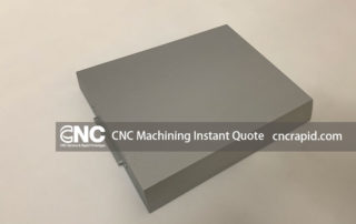 CNC Machining Instant Quote