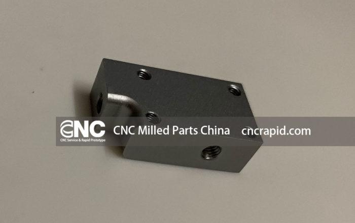 CNC Milled Parts China