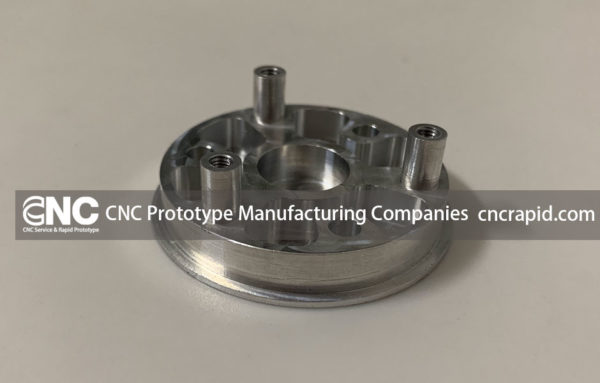 CNC Prototype Manufacturing Companies