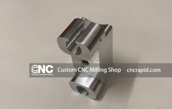 Custom CNC Milling Shop