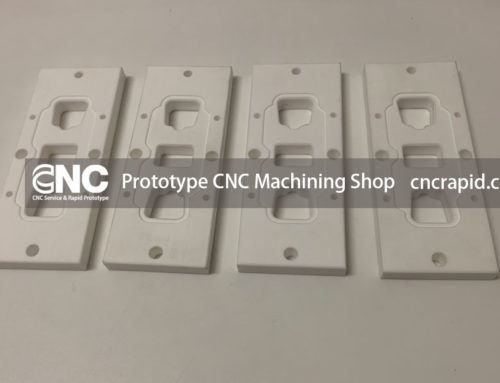 Prototype CNC Machining Shop
