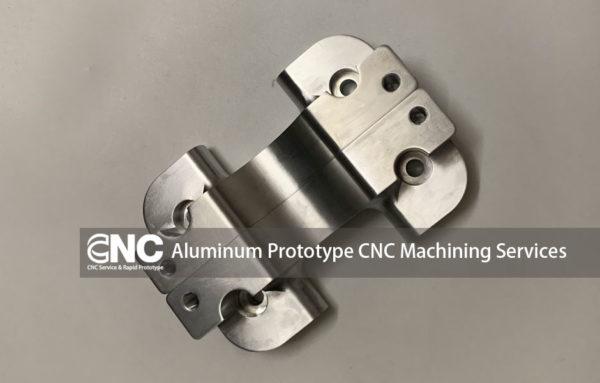 Aluminum Prototype CNC Machining Services