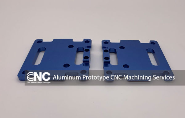 Aluminum Prototype CNC Machining Services