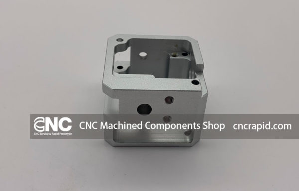 CNC Machined Components Shop