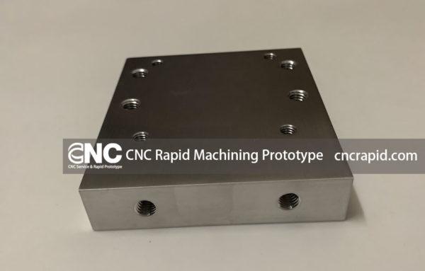 CNC Rapid Machining Prototype