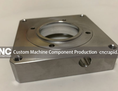 Custom Machine Component Production