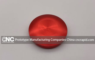 Prototype Manufacturing Companies China
