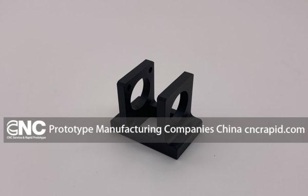 Prototype Manufacturing Companies China
