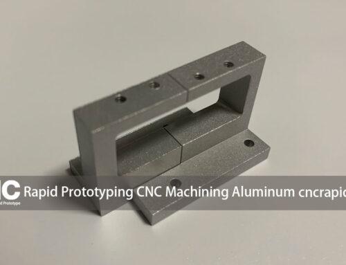 Rapid Prototyping CNC Machining Aluminum