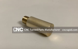 CNC Turned Parts Manufacturer