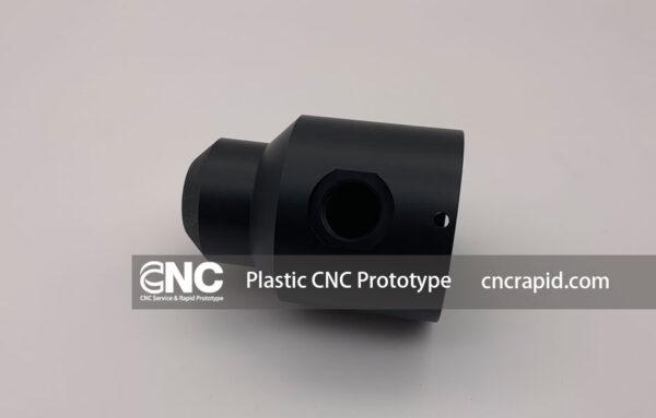 Plastic CNC Prototype