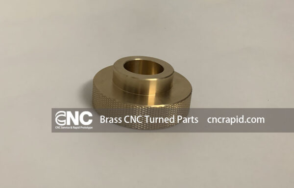 Brass CNC Turned Parts