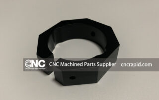 CNC Machined Parts Supplier