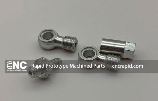 Rapid Prototype Machined Parts