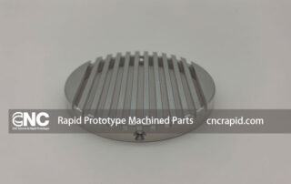 Rapid Prototype Machined Parts