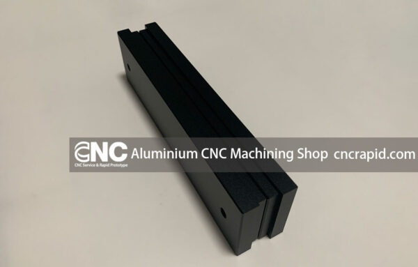 Aluminium CNC Machining Shop