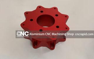 Aluminium CNC Machining Shop