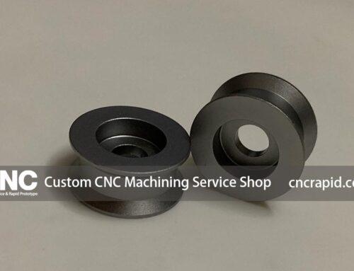 Custom CNC Machining Service Shop
