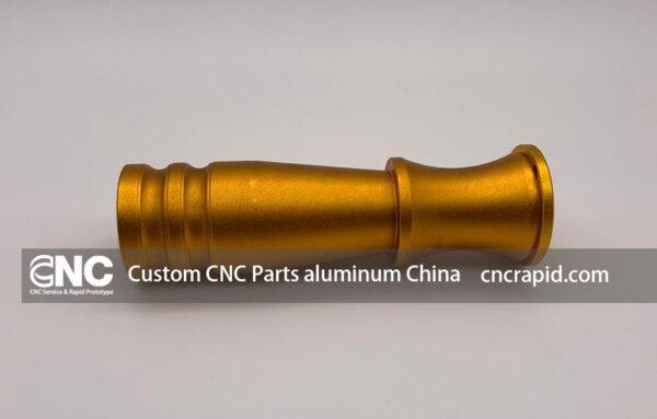 Custom CNC Parts aluminum China