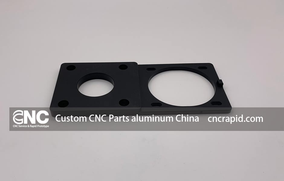 Custom CNC Parts aluminum China