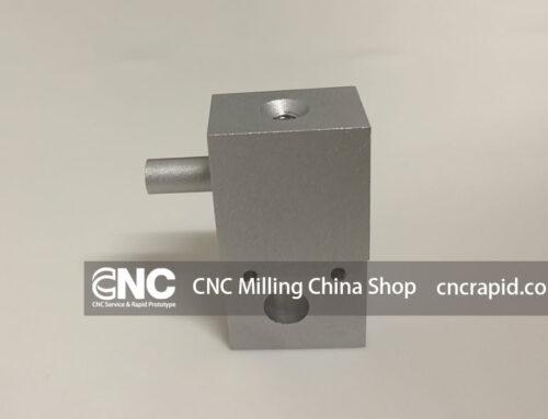 CNC Milling China Shop