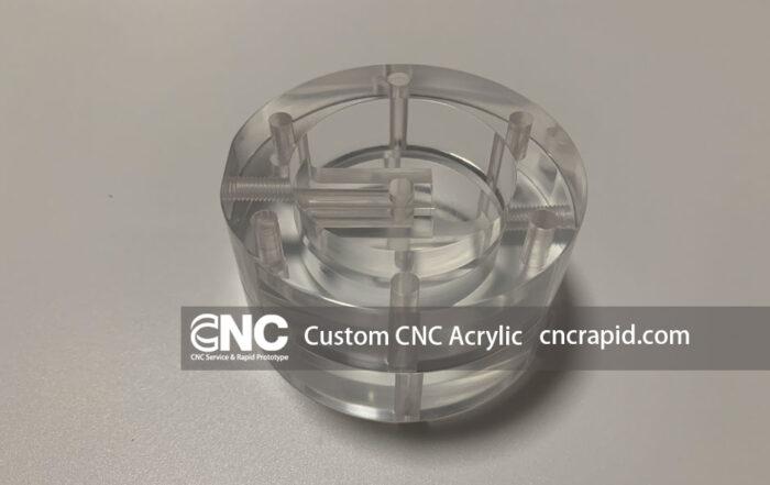 Custom CNC Acrylic
