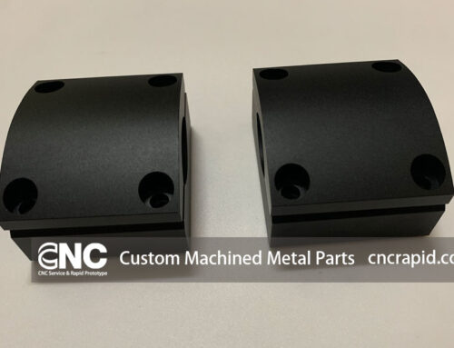 Custom Machined Metal Parts