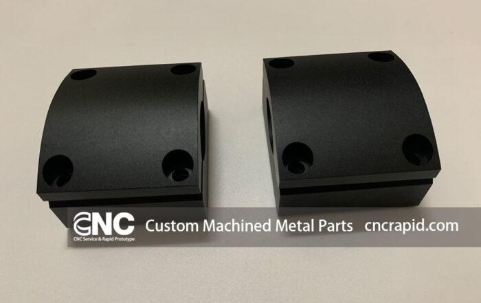 Custom Machined Metal Parts