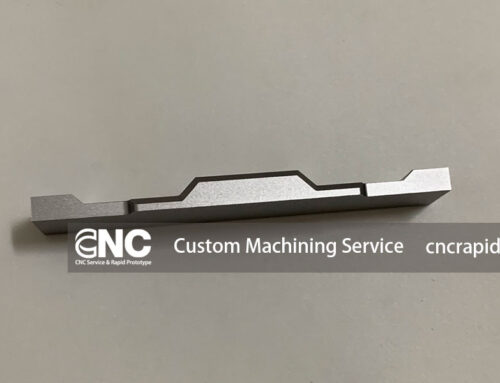 Custom Machining Service