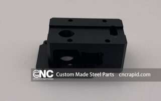 Custom Made Steel Parts