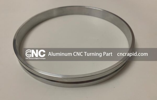 Aluminum CNC Turning Part