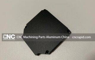 CNC Machining Parts Aluminum China