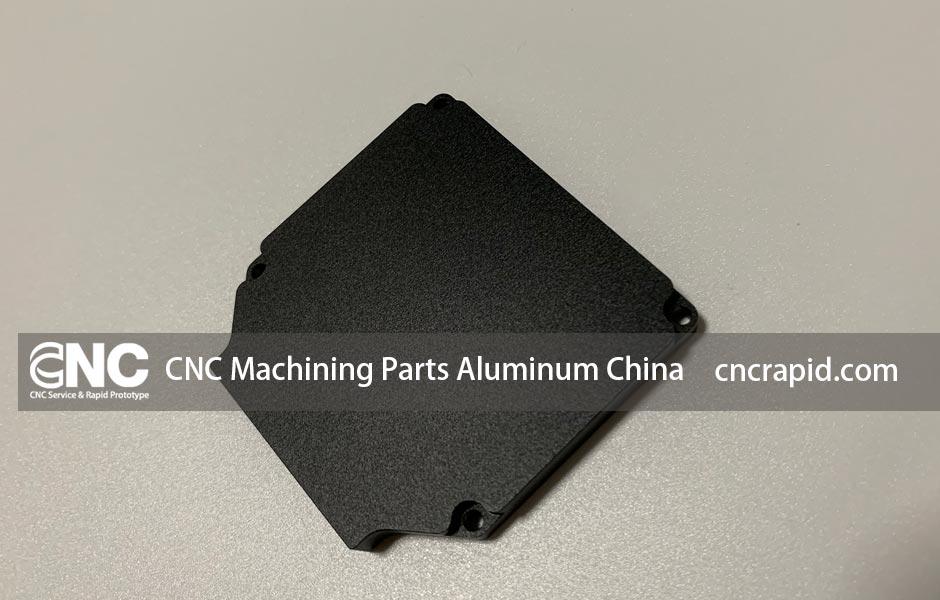CNC Machining Parts Aluminum China