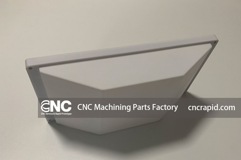 CNC Machining Parts Factory