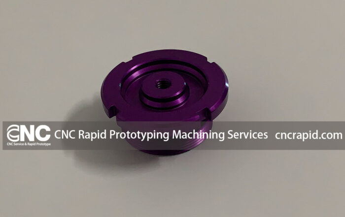 CNC Rapid Prototyping Machining Services