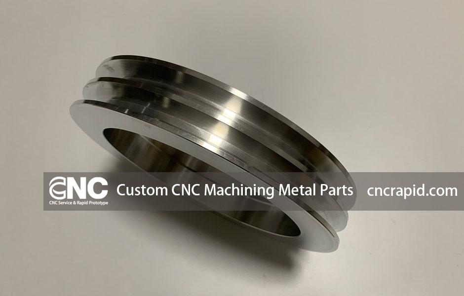 Custom CNC Machining Metal Parts