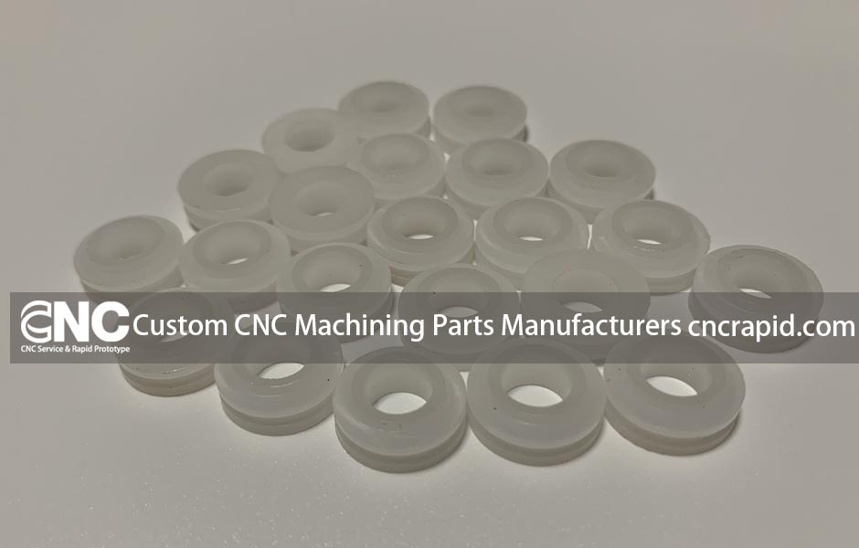 Custom CNC Machining Parts Manufacturers