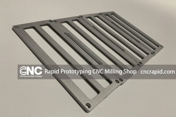 Rapid Prototyping CNC Milling Shop