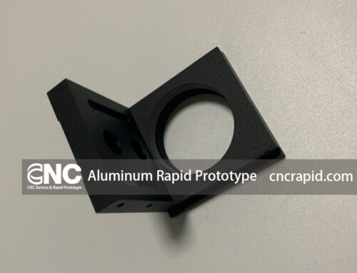Aluminum Rapid Prototype