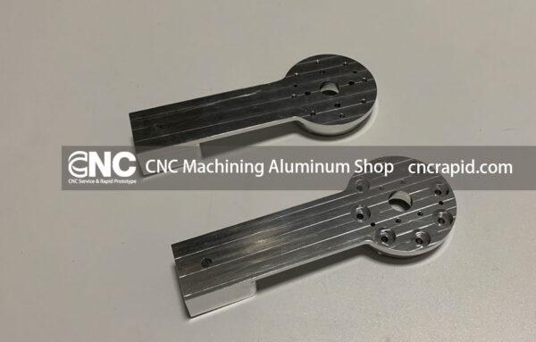 CNC Machining Aluminum Shop