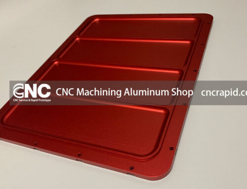 CNC Machining Aluminum Shop